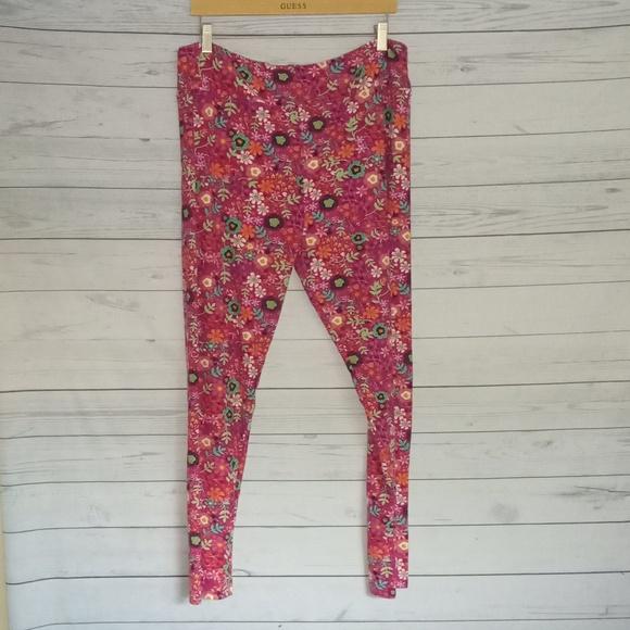 LuLaRoe Pants - Luluaroe TC2 leggings